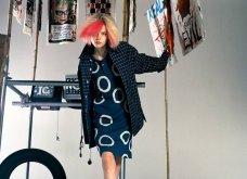 Εβδομάδα Μόδας Λονδίνο: Η γυναίκα της Vivienne Westwood είναι κομψή , δυναμική & επαναστάτρια (φώτο) - Κυρίως Φωτογραφία - Gallery - Video 4