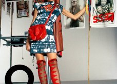 Εβδομάδα Μόδας Λονδίνο: Η γυναίκα της Vivienne Westwood είναι κομψή , δυναμική & επαναστάτρια (φώτο) - Κυρίως Φωτογραφία - Gallery - Video 7