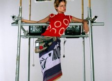 Εβδομάδα Μόδας Λονδίνο: Η γυναίκα της Vivienne Westwood είναι κομψή , δυναμική & επαναστάτρια (φώτο) - Κυρίως Φωτογραφία - Gallery - Video 10