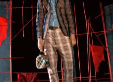 Εβδομάδα Μόδας Λονδίνο: Η γυναίκα της Vivienne Westwood είναι κομψή , δυναμική & επαναστάτρια (φώτο) - Κυρίως Φωτογραφία - Gallery - Video 21