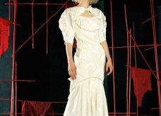 Εβδομάδα Μόδας Λονδίνο: Η γυναίκα της Vivienne Westwood είναι κομψή , δυναμική & επαναστάτρια (φώτο) - Κυρίως Φωτογραφία - Gallery - Video 27