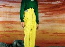 Εβδομάδα Μόδας Λονδίνο: Η γυναίκα της Vivienne Westwood είναι κομψή , δυναμική & επαναστάτρια (φώτο) - Κυρίως Φωτογραφία - Gallery - Video 32