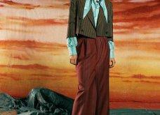 Εβδομάδα Μόδας Λονδίνο: Η γυναίκα της Vivienne Westwood είναι κομψή , δυναμική & επαναστάτρια (φώτο) - Κυρίως Φωτογραφία - Gallery - Video 33