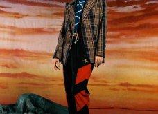 Εβδομάδα Μόδας Λονδίνο: Η γυναίκα της Vivienne Westwood είναι κομψή , δυναμική & επαναστάτρια (φώτο) - Κυρίως Φωτογραφία - Gallery - Video 36