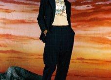 Εβδομάδα Μόδας Λονδίνο: Η γυναίκα της Vivienne Westwood είναι κομψή , δυναμική & επαναστάτρια (φώτο) - Κυρίως Φωτογραφία - Gallery - Video 38
