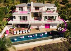 16 φωτογραφίες από το ροζ παραμυθένιο σπίτι της Barbie στο Μαλιμπού - Πρώτη φορά στο Airbnb - Κυρίως Φωτογραφία - Gallery - Video