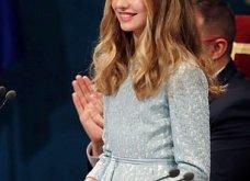 Λάμπει από χαρά η βασίλισσα Λετίσια: Η πανέμορφη κόρη της Ελεονώρα αναλαμβάνει καθήκοντα πριγκίπισσας & απονέμει βραβεία (φώτο-βίντεο) - Κυρίως Φωτογραφία - Gallery - Video 10