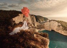 Αποκλ.: Made in Greece τα νυφικά του Nikos Aliazis – Ρομαντικά, μινιμαλιστικά, αέρινα , παραμυθένια – Τον αποθεώνουν ιταλική Vogue & το βρετανικό Drama (φώτο-βίντεο) - Κυρίως Φωτογραφία - Gallery - Video