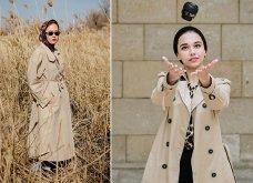 Τι πανωφόρια θα φορεθούν φέτος τον Χειμώνα; Υπέροχα παλτά & μπουφάν σε απίθανα κλικς - Φώτο  - Κυρίως Φωτογραφία - Gallery - Video 5
