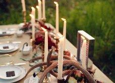 To Elle decor προτείνει26 ιδέεςγια να στολίσετεφθινοπωρινάτο τραπέζι σας - Φώτο - Κυρίως Φωτογραφία - Gallery - Video 7