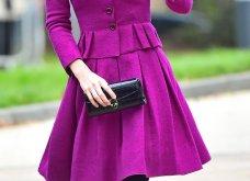 Η Κέιτ Μίντλετον με stylish σιλουέτα απίθανο μοβ σύνολο & λαμπερή εμφάνιση (φώτο)  - Κυρίως Φωτογραφία - Gallery - Video 9