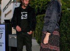 Ο αγαπημένος μας Κιάνου Ριβς 55αρησε & βρήκε τον έρωτα σε μια 46αρα που δεν βάφει τα μαλλιά της - Ε και; - Επιτέλους χαμογελάει! (φώτο) - Κυρίως Φωτογραφία - Gallery - Video 5