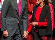 Η βασίλισσα της Ισπανίας Λετίσια στη Σεβίλλη: Υπέροχο μαύρο-κόκκινο look - αφιέρωμα στην Ανδαλουσία (φώτο)   - Κυρίως Φωτογραφία - Gallery - Video 9
