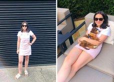 Η κοπέλα πόσταρε 30 διαφορετικά σύνολα που φοράει - αν και τα μισεί ο φίλος της - για 30 διαφορετικούς λόγους το καθένα (φώτο) - Κυρίως Φωτογραφία - Gallery - Video 17