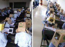 Θα γελάσετε με την ψυχή σας! - Ακόμη & Drone έβαλαν 17 καθηγητές για να είναι σίγουροι ότι οι μαθητές δεν θα αντιγράψουν στις εξετάσεις! (φώτο) - Κυρίως Φωτογραφία - Gallery - Video 13