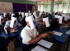 Θα γελάσετε με την ψυχή σας! - Ακόμη & Drone έβαλαν 17 καθηγητές για να είναι σίγουροι ότι οι μαθητές δεν θα αντιγράψουν στις εξετάσεις! (φώτο) - Κυρίως Φωτογραφία - Gallery - Video 14