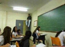 Θα γελάσετε με την ψυχή σας! - Ακόμη & Drone έβαλαν 17 καθηγητές για να είναι σίγουροι ότι οι μαθητές δεν θα αντιγράψουν στις εξετάσεις! (φώτο) - Κυρίως Φωτογραφία - Gallery - Video 3