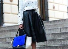 Δερμάτινη φούστα: 35+1 σύνολα που θα αναδείξουν την θηλυκότητα σας - Φώτο  - Κυρίως Φωτογραφία - Gallery - Video 3