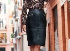 Δερμάτινη φούστα: 35+1 σύνολα που θα αναδείξουν την θηλυκότητα σας - Φώτο  - Κυρίως Φωτογραφία - Gallery - Video 7