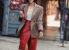 Δερμάτινη φούστα: 35+1 σύνολα που θα αναδείξουν την θηλυκότητα σας - Φώτο  - Κυρίως Φωτογραφία - Gallery - Video 11
