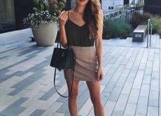 Δερμάτινη φούστα: 35+1 σύνολα που θα αναδείξουν την θηλυκότητα σας - Φώτο  - Κυρίως Φωτογραφία - Gallery - Video 30