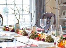 To Elle decor προτείνει26 ιδέεςγια να στολίσετεφθινοπωρινάτο τραπέζι σας - Φώτο - Κυρίως Φωτογραφία - Gallery - Video 13