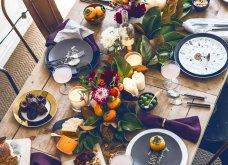 To Elle decor προτείνει26 ιδέεςγια να στολίσετεφθινοπωρινάτο τραπέζι σας - Φώτο - Κυρίως Φωτογραφία - Gallery - Video 16