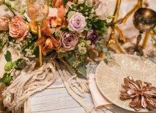 To Elle decor προτείνει26 ιδέεςγια να στολίσετεφθινοπωρινάτο τραπέζι σας - Φώτο - Κυρίως Φωτογραφία - Gallery - Video 20