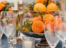To Elle decor προτείνει26 ιδέεςγια να στολίσετεφθινοπωρινάτο τραπέζι σας - Φώτο - Κυρίως Φωτογραφία - Gallery - Video 21