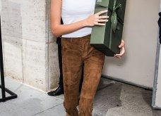 20 φώτο - Πως ντύνονται τα διάσημα μανεκέν εκτός πασαρέλας; Για την... πάρτη τους ή πιο σωστά το «look off-duty»   - Κυρίως Φωτογραφία - Gallery - Video 4