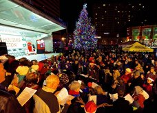 Τα πιο ωραία χριστουγεννιάτικα δέντρα στις Η.ΠΑ. - Εκεί που ξοδεύουν 3 δισ. δολάρια το χρόνο για έλατο! (φώτο)  - Κυρίως Φωτογραφία - Gallery - Video 16