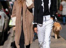20 φώτο - Πως ντύνονται τα διάσημα μανεκέν εκτός πασαρέλας; Για την... πάρτη τους ή πιο σωστά το «look off-duty»   - Κυρίως Φωτογραφία - Gallery - Video 20