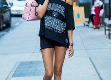 20 φώτο - Πως ντύνονται τα διάσημα μανεκέν εκτός πασαρέλας; Για την... πάρτη τους ή πιο σωστά το «look off-duty»   - Κυρίως Φωτογραφία - Gallery - Video 14