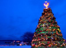 Τα πιο ωραία χριστουγεννιάτικα δέντρα στις Η.ΠΑ. - Εκεί που ξοδεύουν 3 δισ. δολάρια το χρόνο για έλατο! (φώτο)  - Κυρίως Φωτογραφία - Gallery - Video 17