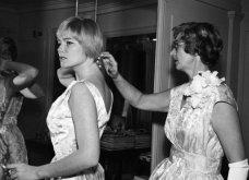 1960: Ο μαύρος Σάμι Ντέιβις παντρεύεται την κατάξανθη Σουηδέζα του May Britt - Σάλος αφού απαγορεύονταν οι γάμοι λευκών με μαύρους (φώτο) - Κυρίως Φωτογραφία - Gallery - Video 13