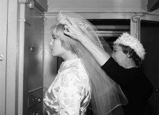 1960: Ο μαύρος Σάμι Ντέιβις παντρεύεται την κατάξανθη Σουηδέζα του May Britt - Σάλος αφού απαγορεύονταν οι γάμοι λευκών με μαύρους (φώτο) - Κυρίως Φωτογραφία - Gallery - Video 14