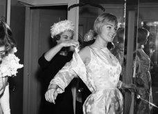 1960: Ο μαύρος Σάμι Ντέιβις παντρεύεται την κατάξανθη Σουηδέζα του May Britt - Σάλος αφού απαγορεύονταν οι γάμοι λευκών με μαύρους (φώτο) - Κυρίως Φωτογραφία - Gallery - Video 17