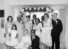 1960: Ο μαύρος Σάμι Ντέιβις παντρεύεται την κατάξανθη Σουηδέζα του May Britt - Σάλος αφού απαγορεύονταν οι γάμοι λευκών με μαύρους (φώτο) - Κυρίως Φωτογραφία - Gallery - Video 18