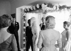 1960: Ο μαύρος Σάμι Ντέιβις παντρεύεται την κατάξανθη Σουηδέζα του May Britt - Σάλος αφού απαγορεύονταν οι γάμοι λευκών με μαύρους (φώτο) - Κυρίως Φωτογραφία - Gallery - Video 19