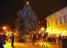 Τα πιο ωραία χριστουγεννιάτικα δέντρα στις Η.ΠΑ. - Εκεί που ξοδεύουν 3 δισ. δολάρια το χρόνο για έλατο! (φώτο)  - Κυρίως Φωτογραφία - Gallery - Video 19