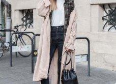 Μπεζ καμπαρντίνα: 30 φαντασμαγορικοί συνδυασμοί για να φοράτε το αγαπημένο σας πανωφόρι πρωί & βράδυ - Φώτο  - Κυρίως Φωτογραφία - Gallery - Video 4