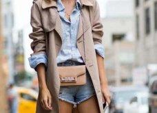 Μπεζ καμπαρντίνα: 30 φαντασμαγορικοί συνδυασμοί για να φοράτε το αγαπημένο σας πανωφόρι πρωί & βράδυ - Φώτο  - Κυρίως Φωτογραφία - Gallery - Video 6
