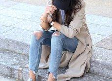 Μπεζ καμπαρντίνα: 30 φαντασμαγορικοί συνδυασμοί για να φοράτε το αγαπημένο σας πανωφόρι πρωί & βράδυ - Φώτο  - Κυρίως Φωτογραφία - Gallery - Video 9
