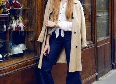 Μπεζ καμπαρντίνα: 30 φαντασμαγορικοί συνδυασμοί για να φοράτε το αγαπημένο σας πανωφόρι πρωί & βράδυ - Φώτο  - Κυρίως Φωτογραφία - Gallery - Video 11