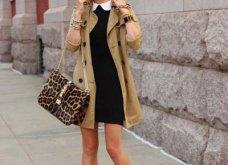 Μπεζ καμπαρντίνα: 30 φαντασμαγορικοί συνδυασμοί για να φοράτε το αγαπημένο σας πανωφόρι πρωί & βράδυ - Φώτο  - Κυρίως Φωτογραφία - Gallery - Video 13
