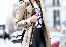 Μπεζ καμπαρντίνα: 30 φαντασμαγορικοί συνδυασμοί για να φοράτε το αγαπημένο σας πανωφόρι πρωί & βράδυ - Φώτο  - Κυρίως Φωτογραφία - Gallery - Video 24