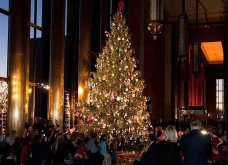 Τα πιο ωραία χριστουγεννιάτικα δέντρα στις Η.ΠΑ. - Εκεί που ξοδεύουν 3 δισ. δολάρια το χρόνο για έλατο! (φώτο)  - Κυρίως Φωτογραφία - Gallery - Video 30
