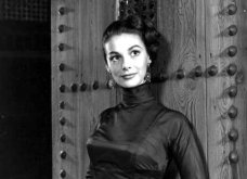 Vintage Pics:  Pier Angeli - Η πανέμορφη αρραβωνιαστικιά του Κερκ Ντάγκλας & μεγάλος έρωτας του Τζέιμς Ντιν σε 45 εκπληκτικές πόζες - Η ταραχώδης ζωή (φώτο)  - Κυρίως Φωτογραφία - Gallery - Video 15