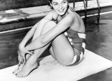 Vintage Pics:  Pier Angeli - Η πανέμορφη αρραβωνιαστικιά του Κερκ Ντάγκλας & μεγάλος έρωτας του Τζέιμς Ντιν σε 45 εκπληκτικές πόζες - Η ταραχώδης ζωή (φώτο)  - Κυρίως Φωτογραφία - Gallery - Video 24
