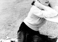 Vintage Pics:  Pier Angeli - Η πανέμορφη αρραβωνιαστικιά του Κερκ Ντάγκλας & μεγάλος έρωτας του Τζέιμς Ντιν σε 45 εκπληκτικές πόζες - Η ταραχώδης ζωή (φώτο)  - Κυρίως Φωτογραφία - Gallery - Video 9